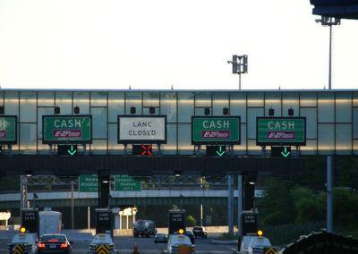 I-95 Toll Plaza