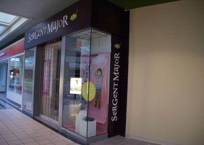 Sergent Major Stores